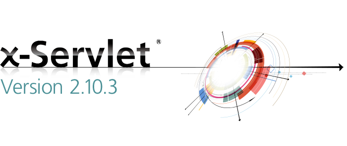 『x-Servlet Version 2.10.3』のお申込み