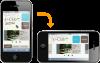スマホ縦横回転時のWeb表示はviewport設定で結構変わる